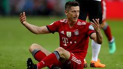Robert Lewandowski will den FC Bayern nicht mehr verlassen