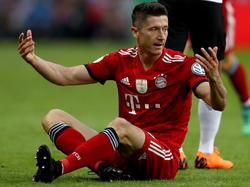 Robert Lewandowski will vom FC Bayern München zu Real Madrid wechseln