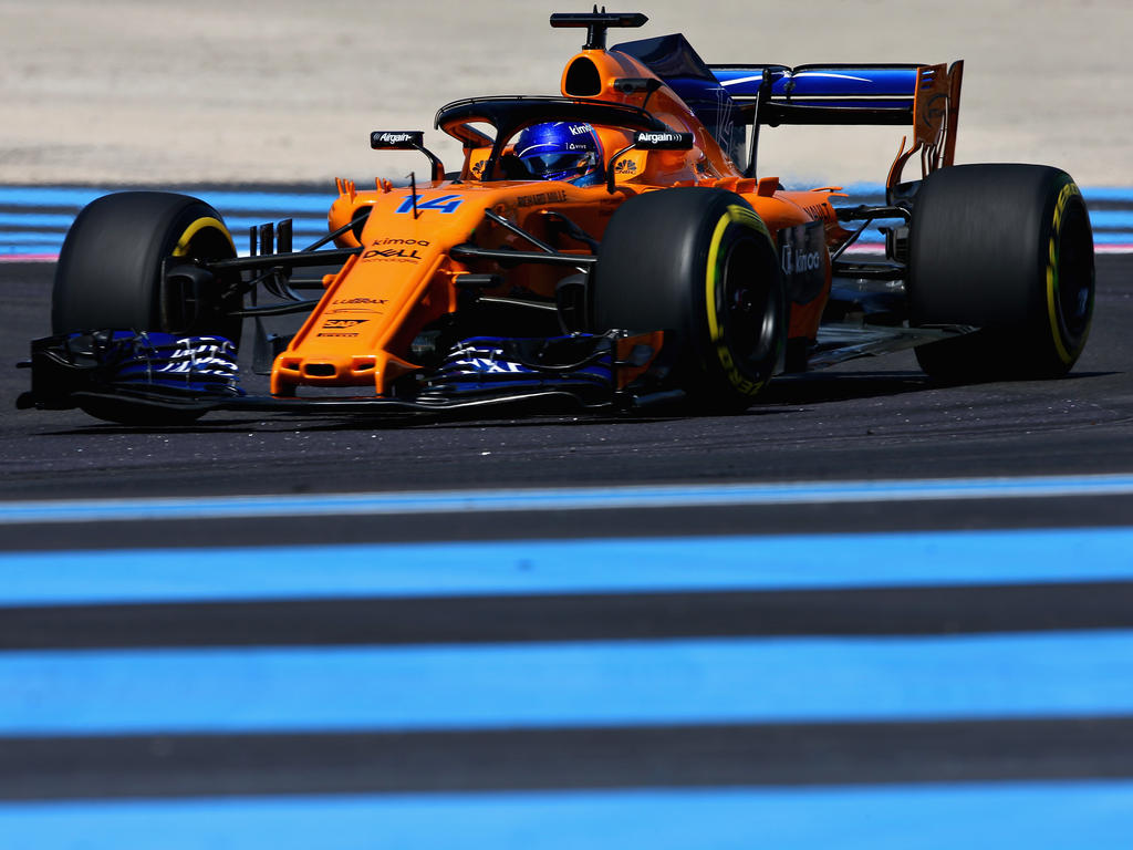 Fernando Alonso erlebte im Qualifying einen derben Rückschlag