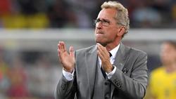 Der Schwede Erik Hamren ist neuer Trainer von Islands Nationalmannschaft
