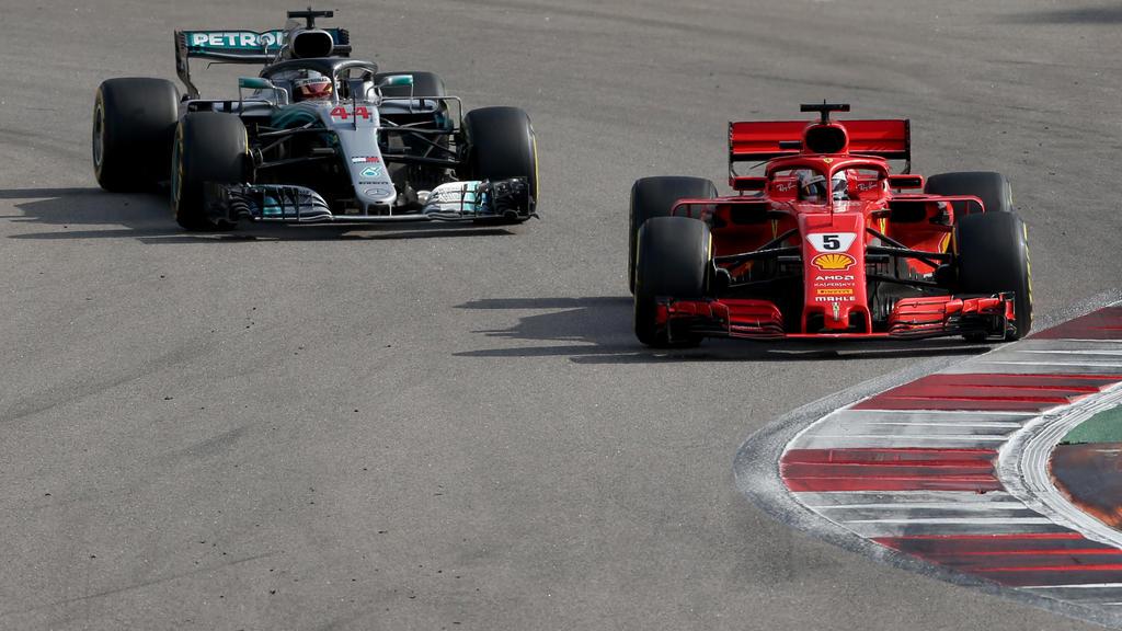 Zweimal bewegt oder nur ein Manöver? Vettels Vertieidung sorgte für Diskussionen