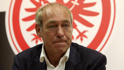 Peter Fischer ist der Präsident von Eintracht Frankfurt