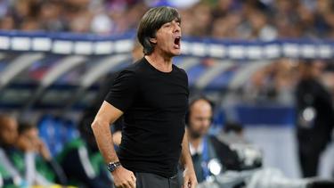 Bundestrainer Joachim Löw hat scheinbar aus seinen Fehlern gelernt