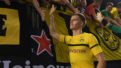 Dzenis Burnic wechselt auf Leihbasis zu Dynamo Dresden