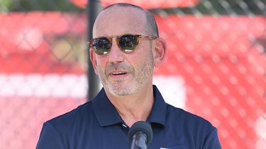 MLS-Comissioner Don Garber begrüßt Austin
