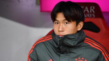 Woo-yeong Jeong hat noch lange Vertrag bei den Bayern