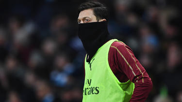 Mesut Özil spielt beim FC Arsenal nicht mehr die erste Geige