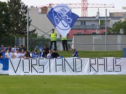Der SC Wiener Neustadt hat den Protest zeitgerecht eingereicht