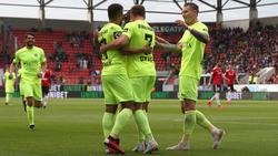 Der SV Wehen Wiesbaden kehrt nach zehn Jahren in die 2. Bundesliga zurück