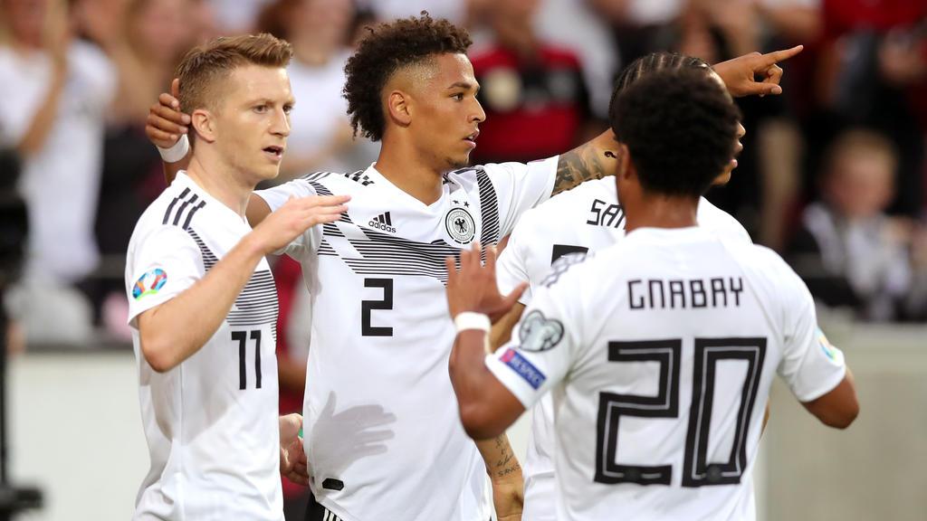 Stimmen zum Sieg der Nationalmannschaft in der EM-Quali gegen Estland