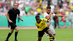 Youssoufa Moukoko ist das wohl größte Talent beim BVB