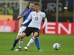 Thomas Müller hat Arne Friedrich überholt