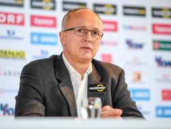Altach-Sportdirektor Georg Zellhofer erhielt eine Absage in letzter Minute
