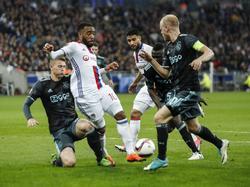 El Olympique de Lyon comienza a reforzarse para el año próximo. (Foto: Imago)
