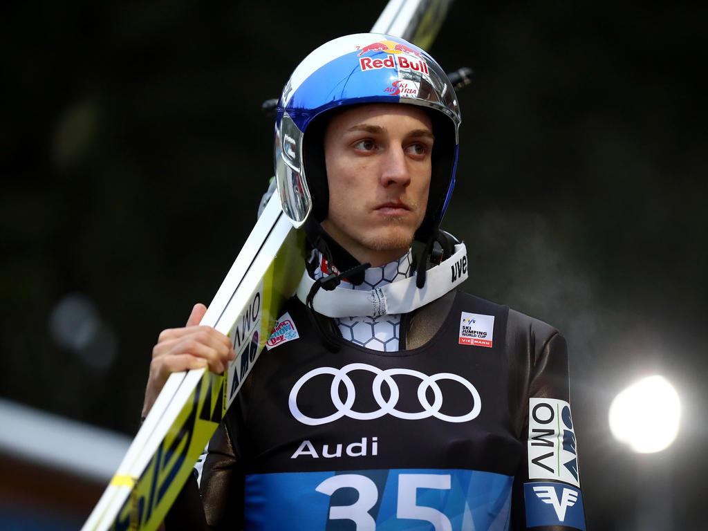 Gregor Schlierenzauer gibt Comeback im Weltcup