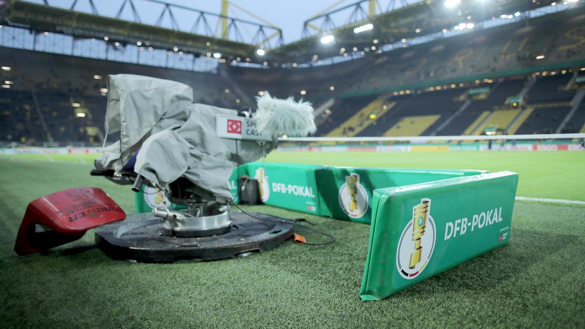 Zwei Spiele der zweiten Runde des DFB-Pokals sind im Free-TV zu sehen