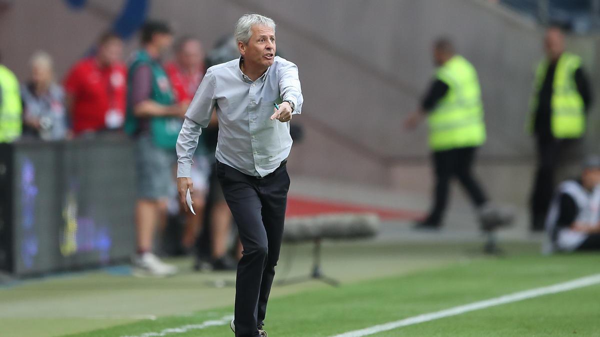 Lucien Favre und Co. stehen beim BVB unter Druck