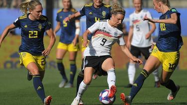 Algarve Cup: DFB-Frauen treffen auf Schweden