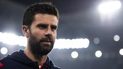 Der FC Genua trennt sich von Trainer Thiago Motta