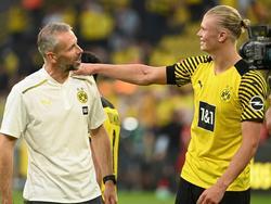 Erling Haaland und der BVB treffen im Supercup auf Bayern
