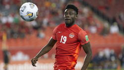 Alphonso Davies überzeugte gegen Panama