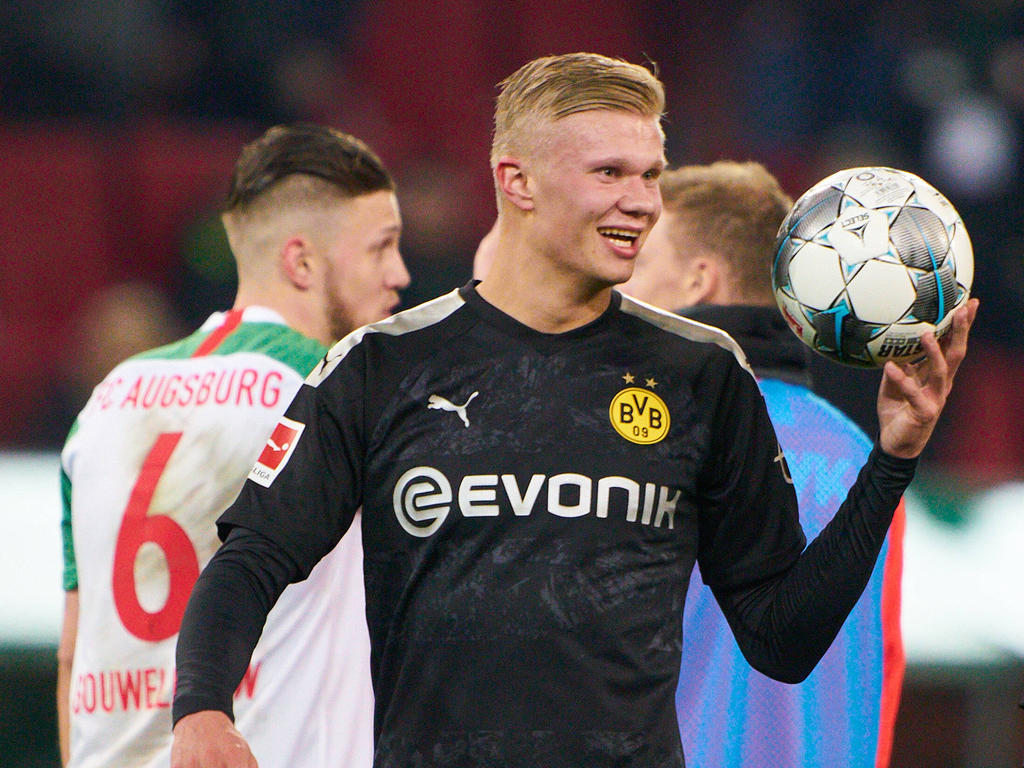BVB-Neuzugang Erling Håland weiß: Seine