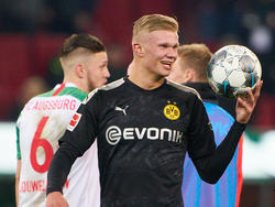 """BVB-Neuzugang Erling Håland weiß: Seine """"Statistiken sind ganz schön"""""""