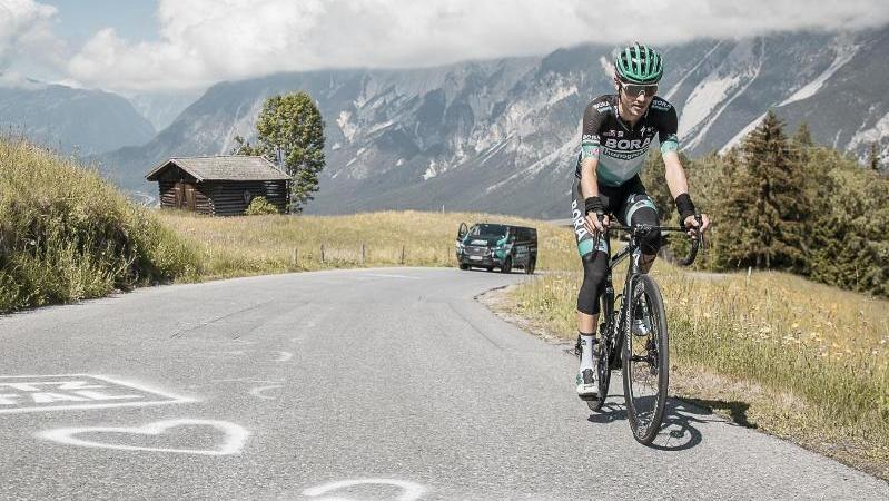 Emanuel Buchmann will bei der Tour de France überzeugen