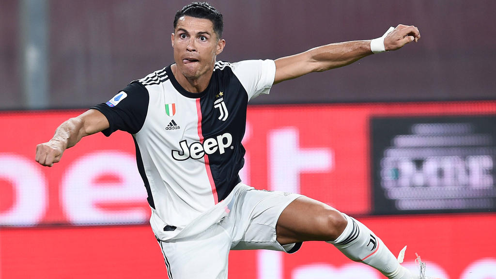 Cristiano Ronaldo trifft derzeit jedem Spiel