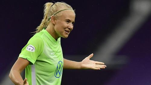 Steht vor einem Wechsel zu Chelsea: Pernille Harder