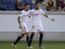 El Sevilla sigue vivo en su competición fetiche.