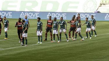 Überraschender Punkt für Flamengo nach Corona-Chaos