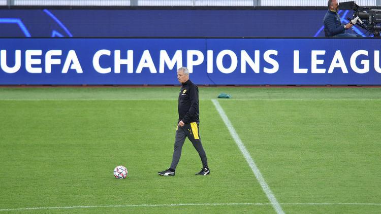 Lucien Favre und der BVB stehen vor dem Spiel gegen Zenit in der Champions League schon früh unter Druck