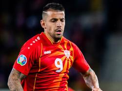 Nordmazedonien verpasst den Aufstieg in die Nations League B