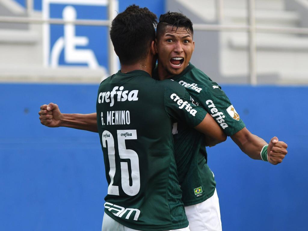 Palmeiras se ha puesto todo de cara al vencer fuera de casa.