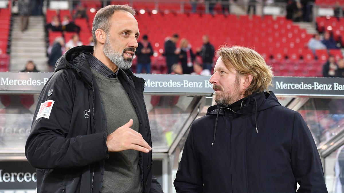 Matarazzo und Mislintat stehen für den Aufschwung des VfB
