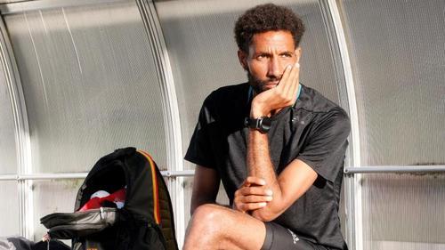 Der deutsche Marathonläufer Amanal Petros sorgt sich um seine Familie