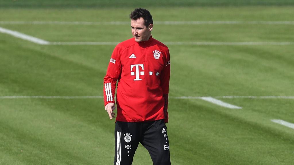 Miroslav Klose könnte den FC Bayern im Sommer verlassen