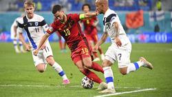 Belgien zählt wieder auf Eden Hazard
