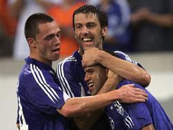 Ui-Cup: Schalke schlägt Liberec
