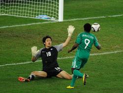 WM2010:Obafemi MartinsversagendieNerven
