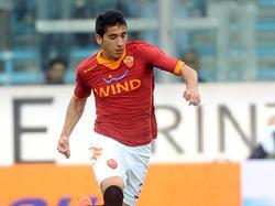Neuzugang des AS Rom zur Saison 2012/2013: José Ángel