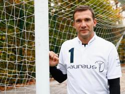 Andriy Shevchenko wird Co-Trainer der ukrainischen Nationalmannschaft
