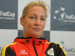 Rittner beim Fed Cup
