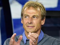 Jürgen Klinsmann vor einem Engagement bei den Three Lions?