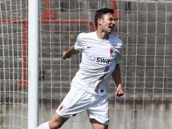 Marco Richter erzielte sieben Tore