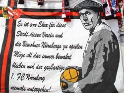 Auch heute denken die Fans noch an Heiner Stuhlfauth
