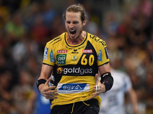 Kim Ekdahl Du Rietz rettete den Löwen einen Punkt