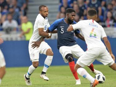 Remis zwischen Frankreich und den USA