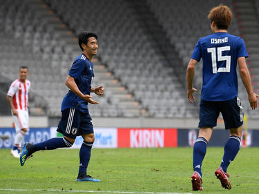 Shinji Kagawa traf bei Japans Testspielsieg